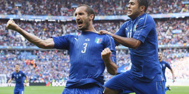 Euro 2016, un' Italia di fenomeni: Spagna k.o. 2-0, vendetta è fatta!