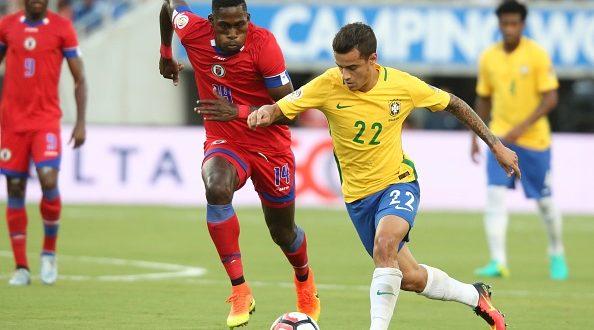 Copa America Centenario, riecco il Brasile: 7-1 ad Haiti! Pari fra Ecuador e Perù