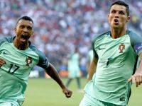Cristiano Ronaldo Portogallo-Ungheria Euro 2016