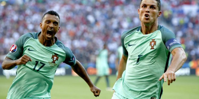 Euro 2016: CR7 si sveglia e per tre volte riagguanta l'Ungheria; Islanda storica 2°