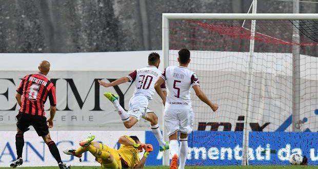 Serie B-playout: Salernitana, a Lanciano è una passeggiata; 1-4, salvezza dietro l'angolo