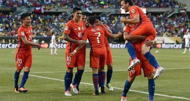 Copa America Centenario, Cile inarrestabile: 2-0 alla Colombia, è di nuovo finale