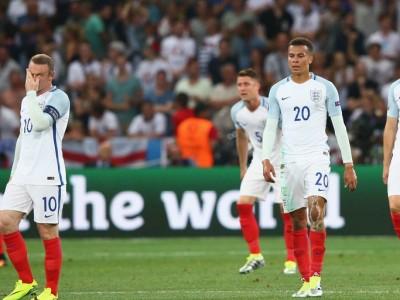 Inghilterra Euro 2016