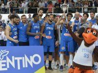 Italbasket Trentino Cup 2016