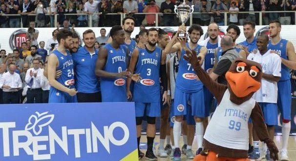 Italbasket: direzione Preolimpico di Torino, Messina ne chiama 16