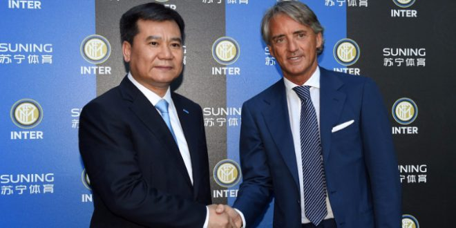 Inter, parola di Jindong: il club tornerà presto ai vertici. Pronti 242 mln
