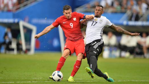 Euro 2016, alle 18 anche Ucraina-Polonia: Lewandowski a caccia del gol