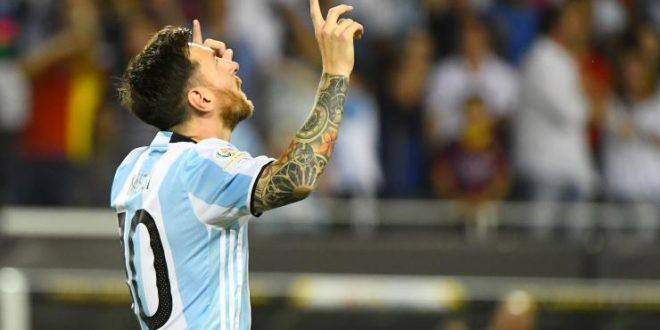 Argentina, riecco Messi: la FIFA accoglie il ricorso, tolta squalifica di 4 turni