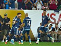 Messi USA-Argentina Copa America Centenario