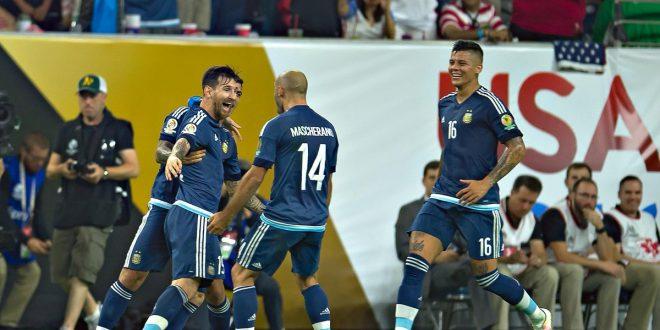 Copa America Centenario, poker Argentina agli USA: Messi 4 Presidente, Higuain un mostro