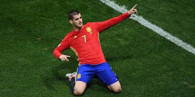 Euro 2016 – Spagna, che tris! Morata-Nolito show, Turchia distrutta
