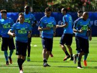 Nazionale Italiana al lavoro per Euro 2016