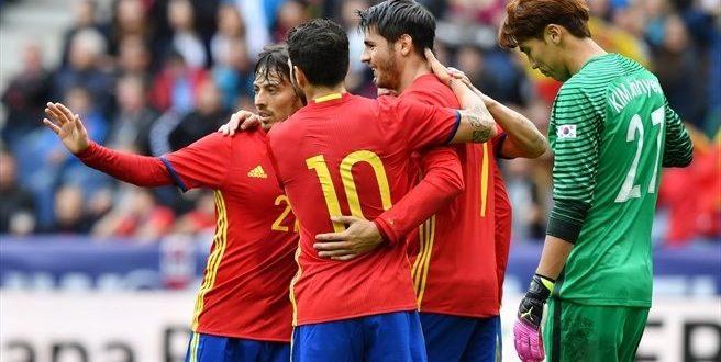 Euro 2016, Gruppo D: Spagna, Croazia, Repubblica Ceca, Turchia