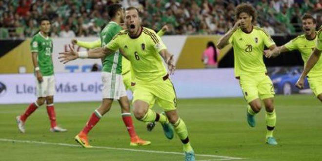 Copa America Centenario: spettacolo Messico-Venezuela; l'Uruguay se ne va con onore