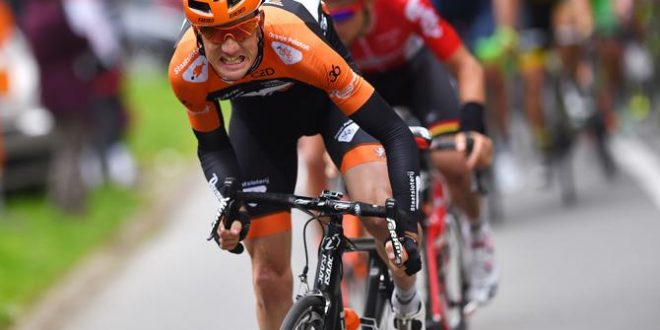 Giro di Svizzera 2016, giornata Orange: tappa a Weening, maglia a Kelderman
