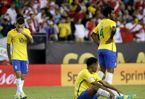 Copa America Centenario: un colpo di mano elimina il Brasile