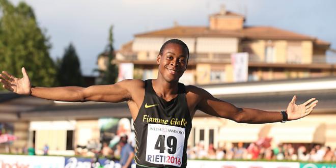 Atletica, Assoluti 2016: Tamberi e Desalu illuminano Rieti