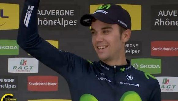 Giro del Delfinato 2016, Herrada vince la seconda tappa