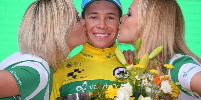 Giro di Svizzera 2016, alé Colombia: generale a Lopez, ultima a Pantano