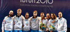 Scherma, Europei Torun 2016: doppio argento da fioretto e spada