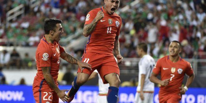 Copa America Centenario, Argentina e Cile in semifinale con due goleade