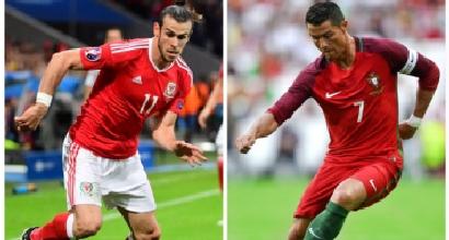 Euro 2016, Portogallo-Galles alle 21 assegna la finale: chi la prende fra CR7 e Bale?