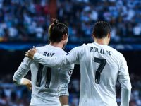 Bale-Ronaldo Real Madrid