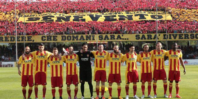 Serie B 2016/2017: presentazione Benevento