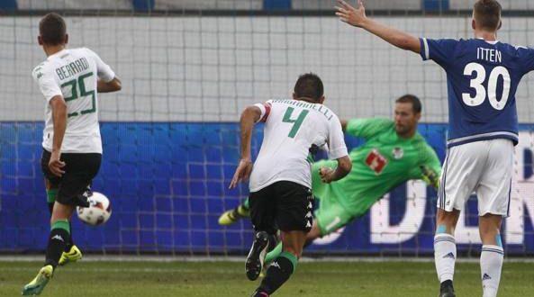 Europa League, buona la prima per il Sassuolo: 1-1 a Lucerna