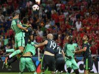 Cristiano Ronaldo Portogallo-Galles Euro 2016