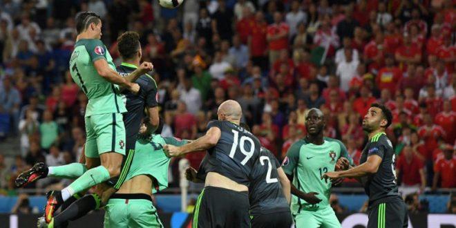 Euro 2016, uno-due micidiale griffato CR7: Galles steso, il Portogallo è in finale