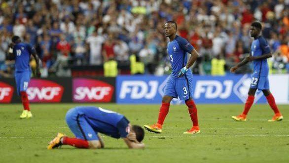 Euro 2016, per la Francia un'amarezza indicibile: non c'è stato il 2 senza 3