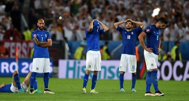 Euro 2016, Germania-Italia l'editoriale: vincono loro, per noi lacrime a testa alta