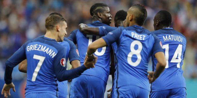 Euro 2016, Francia: il pokerissimo avrà spaventato la Germania?