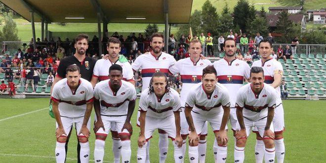 Serie A 2016/2017: presentazione Genoa