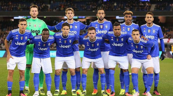Serie A 2016/2017: presentazione Juventus