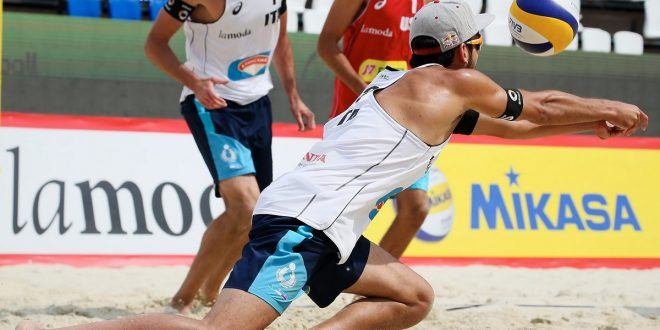 Rio 2016, storica finale per Lupo/Nicolai nel beach volley