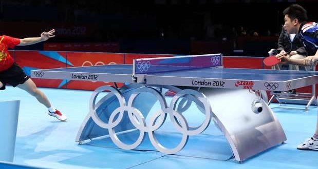 Rio 2016, tennistavolo: il programma