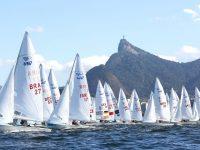 Rio 2016 Vela Olimpiadi teste