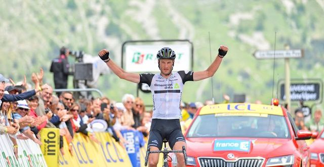 Giro della Toscana 2017, Cummings vince a Pontedera