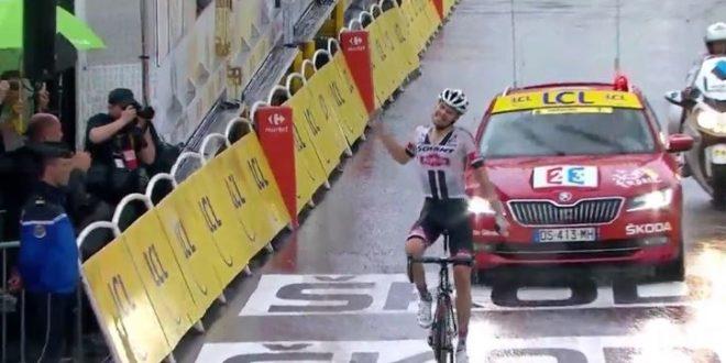 Tour de France 2016: Dumoulin conquista Andorra, Froome controlla. Ritiro Contador