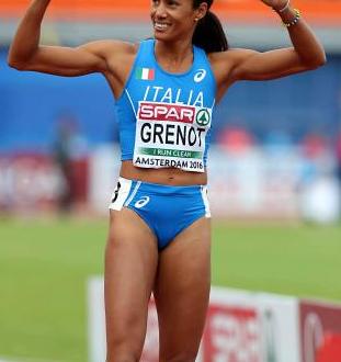 Atletica, Europei Amsterdam 2016: Libania Grenot medaglia d'oro!