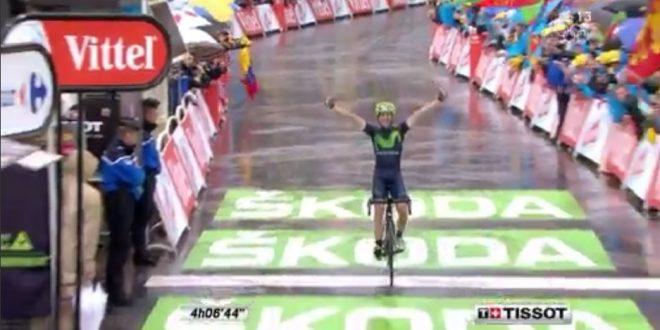 Tour de France 2016: a Morzine primo Izaguirre, terzo Nibali. Froome, terza maglia gialla