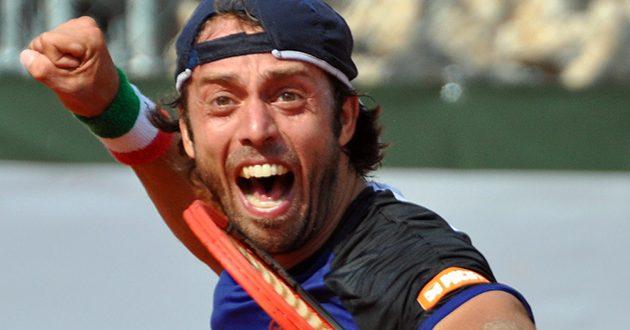 Paolo Lorenzi, prima volta a 34 anni: vittoria a Kitzbuhel