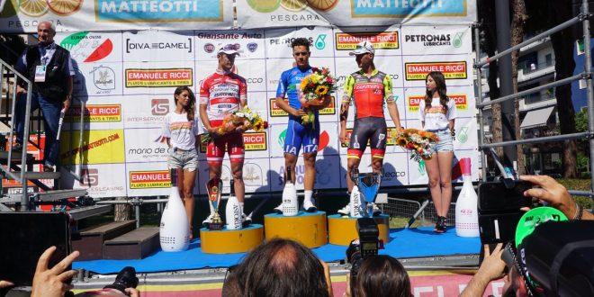 Trofeo Matteotti 2016, spunta a sorpresa Vincenzo Albanese