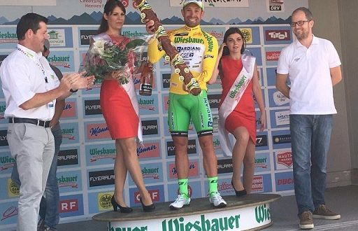 Giro d'Austria 2016, ancora Ruffoni: Bardiani-Csf scatenata
