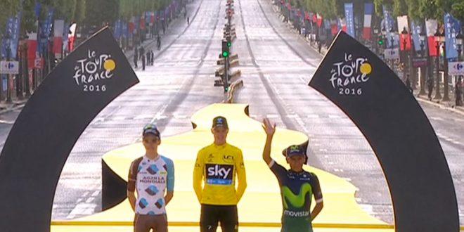 Tour de France 2016, classifiche finali: festeggiano Froome e…