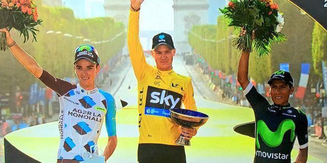 Il re non abdica: Chris Froome vince il Tour de France 2016. Greipel sfreccia sui Campi Elisi