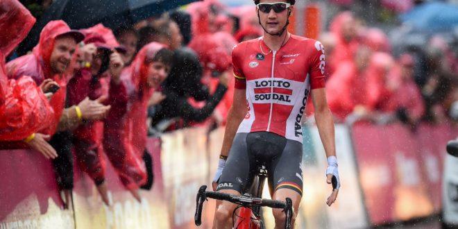 Giro di Polonia 2016, acuto di Wellens sotto il diluvio. Secondo Formolo
