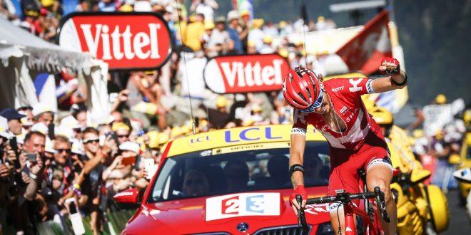 Tour de France 2016, sigillo Zakarin a Finhaut-Emosson. Froome senza rivali